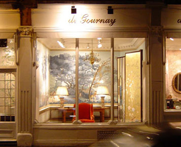 De Gournay Showroom